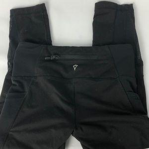 Ivivva black leggings size 8